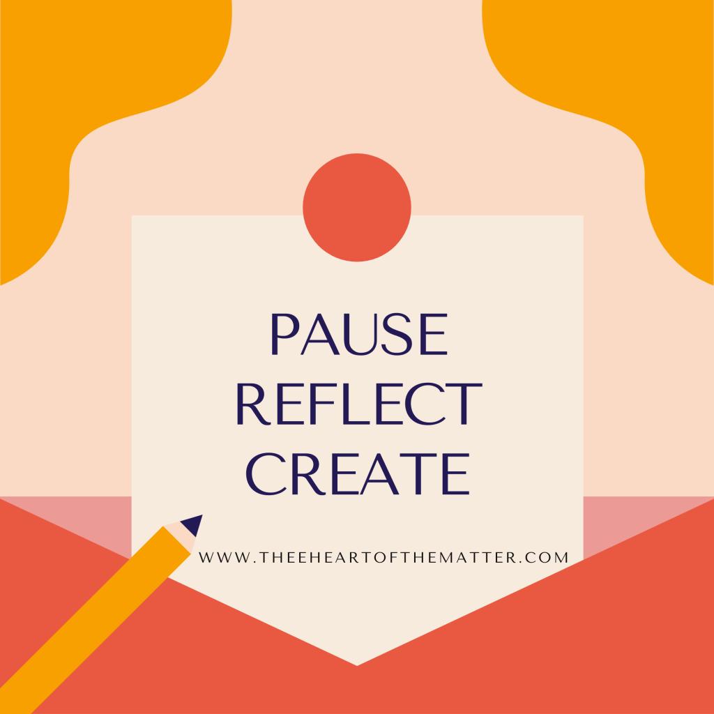 PAUSE RESET CREATE